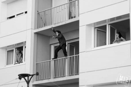 L'essaim à Pontivy © Luc Cavellec