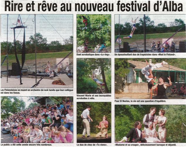 La tribune 18/07/2013